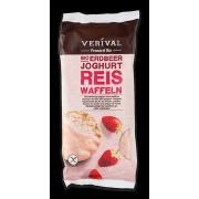 Verival BIO zemeņu / jogurta rīsu