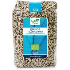 Bio Planet BIO kvinoja, trīskrāsu, 250g