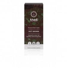 "Khadi augu izcelsmes matu krāsa ""Natural Hazel"", 100g"