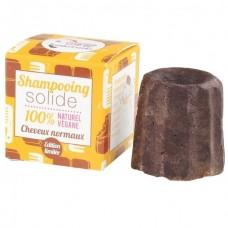 """Lamazuna cietais šampūns normāliem matiem """"Šokolāde"""", 55g"""