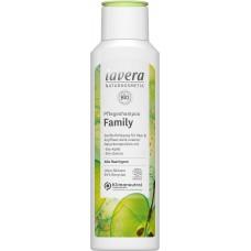 Lavera Ģimenes šampūns, 250ml