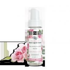 Coslys Rose putas sejas attīrīšanai sausai un jutīgai ādai ar rožūdeni, 150ml