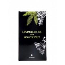 3x9 Zālītes BIO Latvijas melnā tēja (ugunspuķe) ar vīgriezēm, 40g