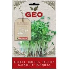 Bavicchi GEO BIO rukolas sēklas diedzēšanai (Eruca Sativa), 30g
