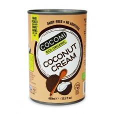 Cocomi BIO kokosriekstu krēms, 400ml