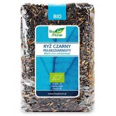 Bio Planet BIO pilngraudu rīsi, melnie, 500g