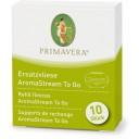 """Primavera maināmās filca plāksnītes """"AromaStream to Go"""" elektriskajam difūzerim, 10gb."""