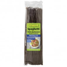 Rapunzel BIO bezglutēna pilngraudu griķu pasta / makaroni Spaghetti, 250g