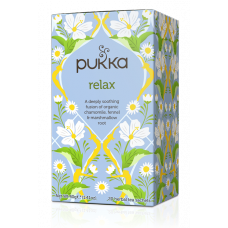 Pukka BIO tēja relaksējošiem atpūtas brīžiem Relax, 20pac.