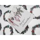 Mydesignpictures Ziemassvētkiem atverama kartīte 13*13 cm