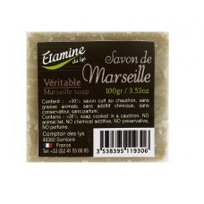 Etamine du Lys īstas Marseļas ziepes, 100g