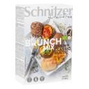 Schnitzer BIO brokastu maizīšu komplekts bez glutēna, 200g