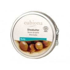 Eubiona 100% Āfrikas šī sviests, 100g