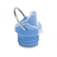 Klean Kanteen Sippy Cap vāciņš bērnu pudelēm no 6 mēnešu vecuma zils