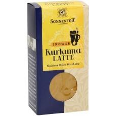 Sonnentor BIO kurkumas latte ar ingveru, 60g