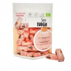 Super Fudgio BIO fadža konfektes ar Toffee, 150g