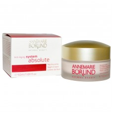 Annemarie Borlind Anti Aging System Absolute nakts krēms, 50ml