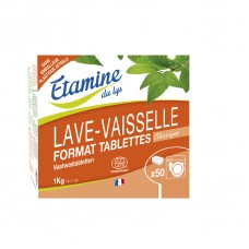 Etamine du Lys tabletes trauku mazgājamai mašīnai Classic, 50gb. / 1kg