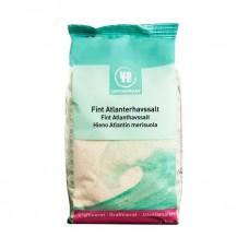 Urtekram Food Atlantijas jūras sāls, smalkā, 1kg