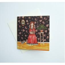 Mydesignpictures atverama kartīte 13*13 cm