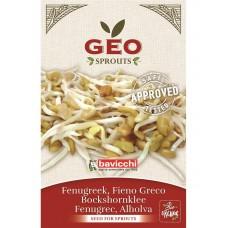 Bavicchi GEO BIO sierāboliņa sēklas diedzēšanai (Trigonella Foenum Graecum), 35g
