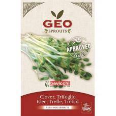 Bavicchi GEO BIO āboliņa sēklas diedzēšanai (Trifolium spp), 40g