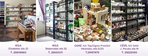 Lavandas eko un dabīgu preču veikali